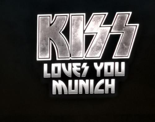 KISS live in Munich