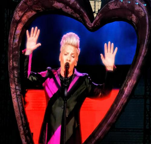 PINK live in Munich