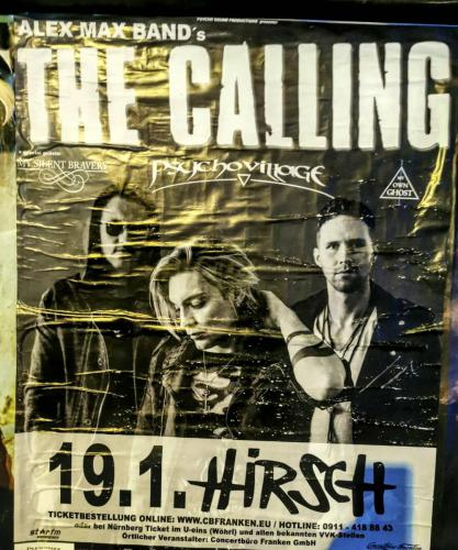 The Calling live in Nürnberg 2020