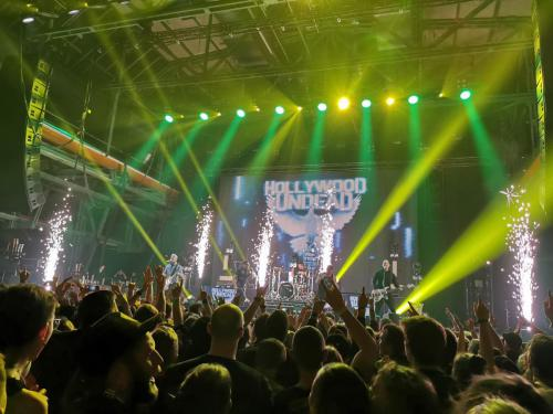Hollywood Undead live in Munich 2020