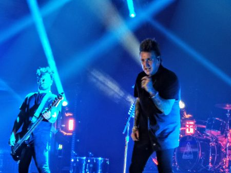 Papa Roach live in Munich 2020